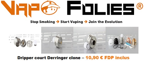 dripper court derringer clone vapofolies