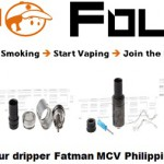 atomiseur dripper fatman mcv philippines clone vapofolies