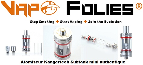 atomiseur kangertech subtank mini authentique vapofolies