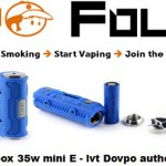 mod box 35w mini e-lvt dovpo authentique vapofolies