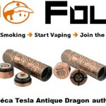 mod meca tesla antique dragon authentique vapofolies