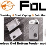smokeless owl bottom feeder mod clone vapofolies