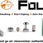 eleaf gs air clearomizer vapofolies
