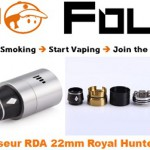 atomiseur rda royal hunter clone vapofolies