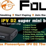box pioneer4you ipv d2 75w tc vapofolies