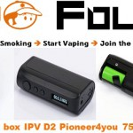 mod box ipv d2 75w tc pioneer4you vapofolies