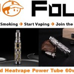 heatvape mod power tube 60w tc vapofolies
