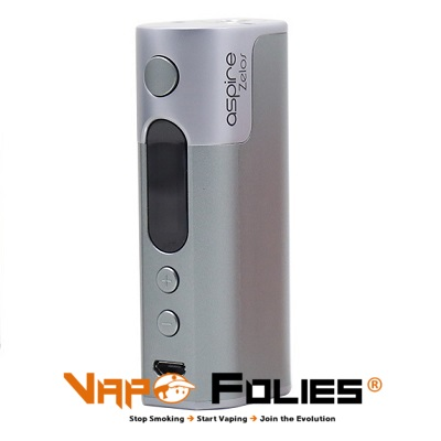 aspire zelos 50w tc box mod