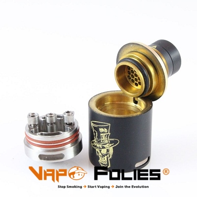 mad hatter mini rda