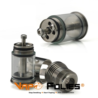 steam turbine clone atomizer