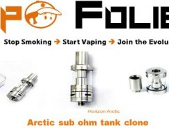 Clearomiseur sub ohm Arctic clone – 11.19€