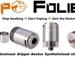 Dripper Syntheticloud Aeolus clone – 9,21 € FDP inclus