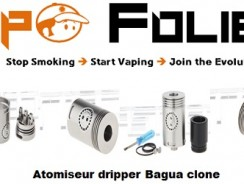 Atomiseur Dripper Bagua Clone – 12,53 € FDP inclus