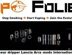 Dripper Lancia Arra Mods International clone – 8,21 € FDP inclus