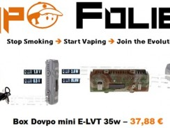 Minibox Dovpo Mini 35w – 33,23 € FDP inclus