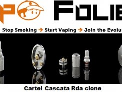 Dripper Cartel Cascata clone – 7,01 € FDP inclus