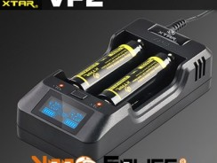Chargeur d'accus Xtar VP2 2 slots – 27.47€