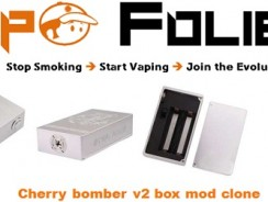 Box mod mécanique Cherry Bomber 2 – 20.25€