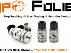 Dripper CLT V3 Clone – 11,85 € FDP inclus
