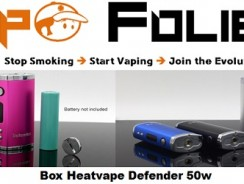 Box Defender heatvape 50 watts – 29.92€