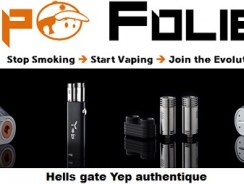 Box mod mécanique Hell's gate mini – 45,91 €