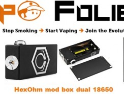 Box à voltage variable Hexohm clone – 29.76€