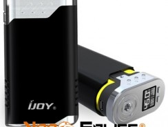 Box lux limitless 215w TC Ijoy – 42.13€