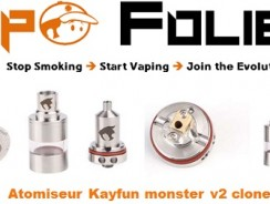 Atomiseur Kayfun Monster 2 clone – 8.09€