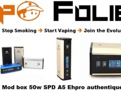 Mod box 50 watts Ehpro SPD A5 TC – 27.66€