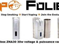 Mod box ZNA30 30 watts clone – 23,24 € FDP inclus