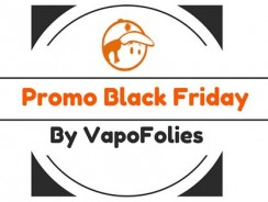 Les meilleures promotions vape du Black Friday