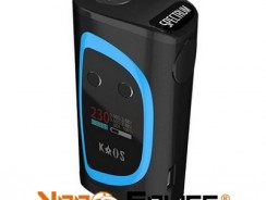 Box Kaos Spectrum 230w TC Sigelei – 38.90€