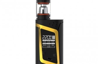 Starter kit Alien Smoktech 220w TC – 54.47€