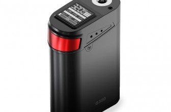 Mod box G320 Smoktech 320w TC – 52.51€