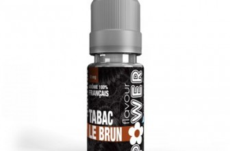Revue & Test Liquide Tabac Le Brun Flavour Power (France)