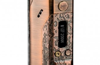 Wismec Reuleaux DNA200 Limited Edition box mod – 150.23€