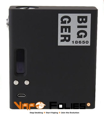 vapecige bigger dna200