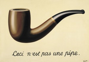 pipe rene magritte