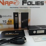 dovpo tc-50 emballage vapofolies
