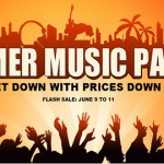 summer music party gearbest