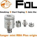 kanger mini rba plus vapofolies