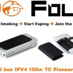 mod box ipv4 100w tc pioneer4you vapofolies