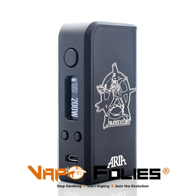 aria x anarchist solara dna 200