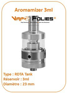 aromamizer rdta 3ml