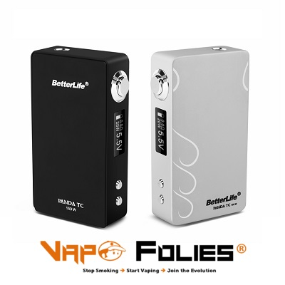 betterlife panda 150w tc box mod
