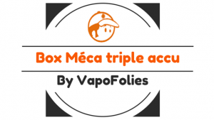 box meca triple accu