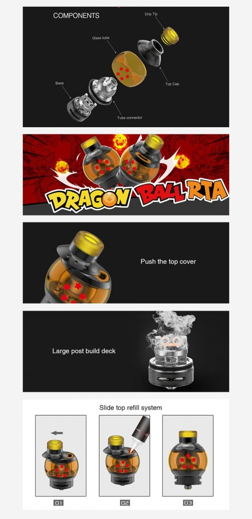 dragon ball v2 rta