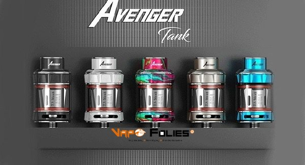ijoy avanger tank review