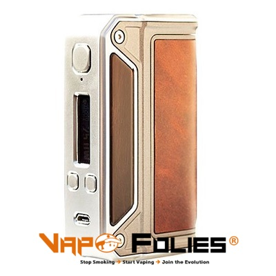 lost vape therion dna166 tc box mod