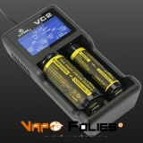 Chargeur d'accus Xtar VC2 2 slots – 14.75€